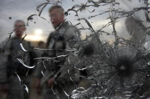 'Bullet resistant glass may linger on battlefields unless the price of transparent aluminum armor comes down'