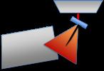 figure 6 - TEM diffraction direction