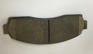 Figure 1. Your everyday brake pad.