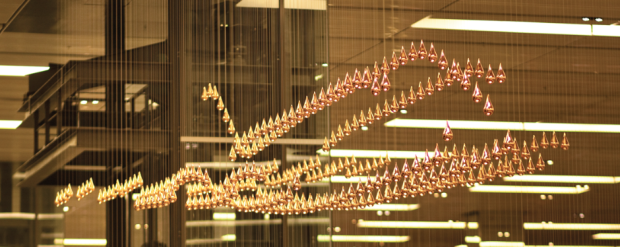 Kinetic Rain (Changi Airport Terminal 1)