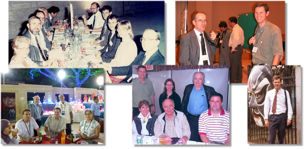 At ICOTOMs through the years