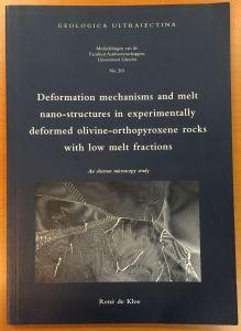 Dr. René de Kloe's PhD thesis